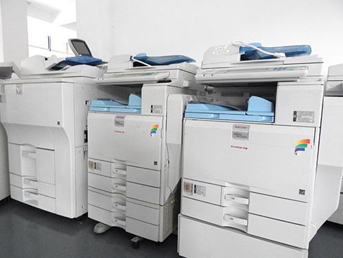 复印机出租案例