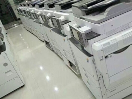 北京复印机出租环境