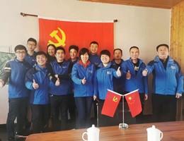 北京复印机出租集体合照