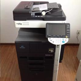 柯尼卡美能达复印机C360