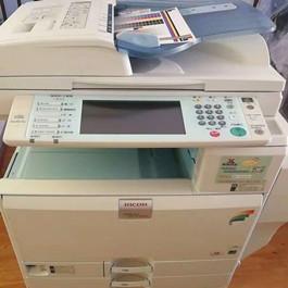 国贸租赁理光复印机